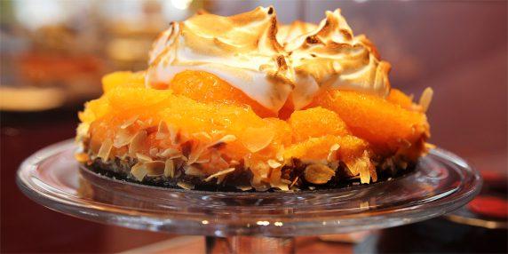 Kuchen Atelier Orangen Tarte